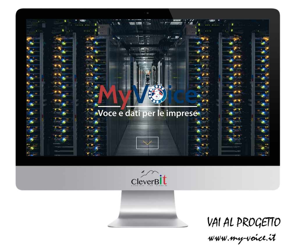 web_design_my_voice_cleverbit_l_aquila