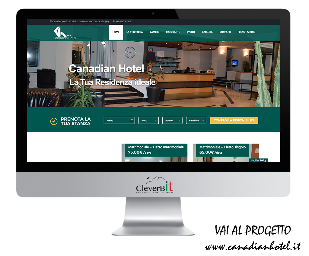 web_design_canadianhotel_cleverbit_l_aquila