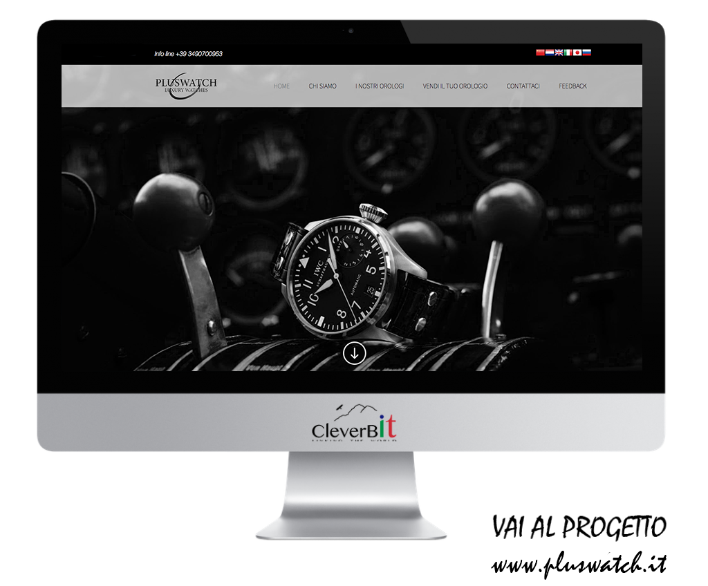 web_design_pluswatch_cleverbit_l_aquila